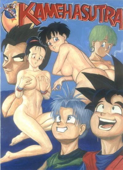 Dragon Ball Z – Kamehasutra